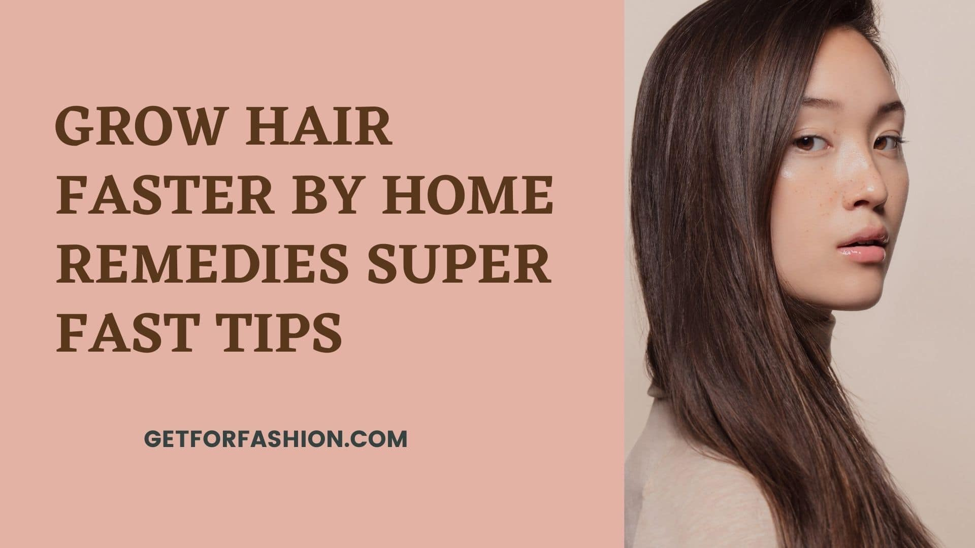 Grow Hair faster by Home Remedies super fast tips