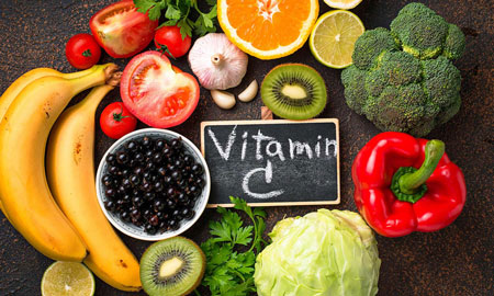 vitamin C need for hair growth