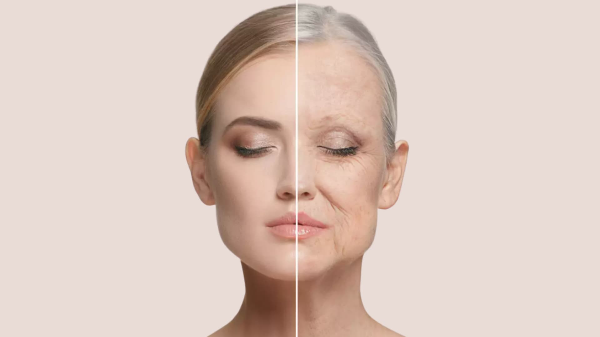 To avoid signs of ageing